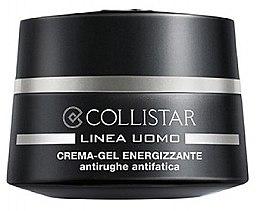 Парфюмерия и Козметика Енергизиращ крем-гел за лице против бръчки и умора - Collistar Collistar Linea Uomo Energizing Cream-Gel (тестер)