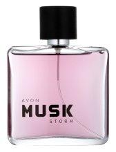 Avon Musk Storm - Тоалетна вода — снимка N2
