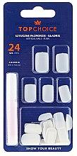 Парфюмерия и Козметика Изкуствени нокти, 7514 - Top Choice