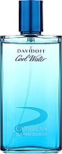 Парфюмерия и Козметика Davidoff Cool Water Caribbean Summer Edition - Тоалетна вода