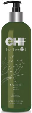 Шампоан с масло от чаено дърво - CHI Tea Tree Oil Shampoo — снимка N1