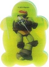 """Парфюми, Парфюмерия, козметика Детска гъба за баня """"Костенурките Нинджа"""" Michelangelo 4 - Suavipiel Turtles Bath Sponge"""