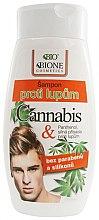 Парфюми, Парфюмерия, козметика Шампоан за коса против пърхот - Bione Cosmetics Cannabis Anti-dandruff Shampoo For Men