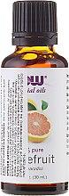 "Парфюмерия и Козметика Етерично масло ""Грейпфрут"", ароматерапия - Now Foods Grapefruit Essential Oils"