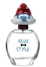 Парфюмерия и Козметика Marmol & Son The Smurfs Papa - Тоалетна вода (тестер с капачка)
