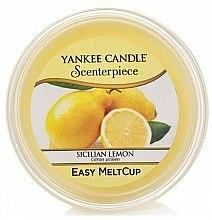 Парфюми, Парфюмерия, козметика Ароматен восък - Yankee Candle Sicilian Lemon Melt Cup