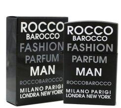 Парфюми, Парфюмерия, козметика Roccobarocco Fashion Man - Тоалетна вода