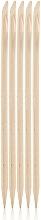 Парфюмерия и Козметика Комплект дървени пръчици за избутване на кожички - Essence Studio Nails