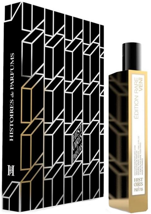 Histoires de Parfums Edition Rare Veni - Парфюмна вода (мини) — снимка N1