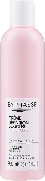 Крем за къдрава коса - Byphasse Activ Boucles Nourishing Curly Hair Cream