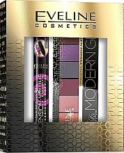 Парфюмерия и Козметика Комплект - Eveline Cosmetics (спирала/10ml + пилитра/9.6g)