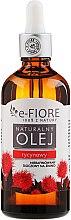 Парфюмерия и Козметика Рициново масло - E-Fiore Natural Oil