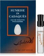 Парфюми, Парфюмерия, козметика Salvador Dali Sunrise In Cadaques Pour Homme - Тоалетна вода (мостра)