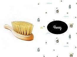 Парфюми, Парфюмерия, козметика Комплект за деца - LullaLove Honey (четка заа коса + шал)