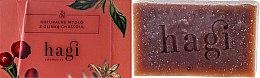 Парфюмерия и Козметика Натурален сапун от мароканска глина и коприна - Hagi Soap