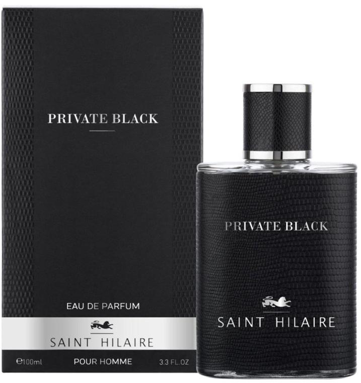 Saint Hilaire Private Black - Парфюмна вода — снимка N1