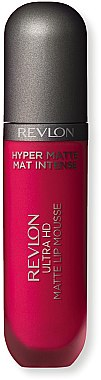 Матов гланц за устни - Revlon Ultra HD Matte Lip Mousse