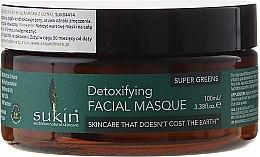Парфюми, Парфюмерия, козметика Маска за лице - Sukin Super Greens Detoxifying Clay Masque