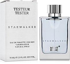 Montblanc Starwalker - Тоалетна вода (тестер без капачка)  — снимка N2
