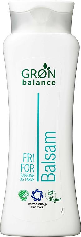 Кондиционер для волос без запаха - Gron Balance — снимка N1