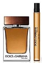 Парфюми, Парфюмерия, козметика Dolce & Gabbana The One for Men - Комплект (edt/50ml + edt/10ml)