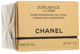 Парфюми, Парфюмерия, козметика Основно регенериращ крем - Chanel Sublimage Le Cream Ultimate Skin Regenerating (тестер)