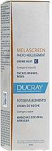 Парфюми, Парфюмерия, козметика Нощен крем за лице - Ducray Melascreen Night Cream