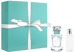 Парфюми, Парфюмерия, козметика Tiffany Tiffany & Co - Комплект (edp/50ml + b/lot/100ml)