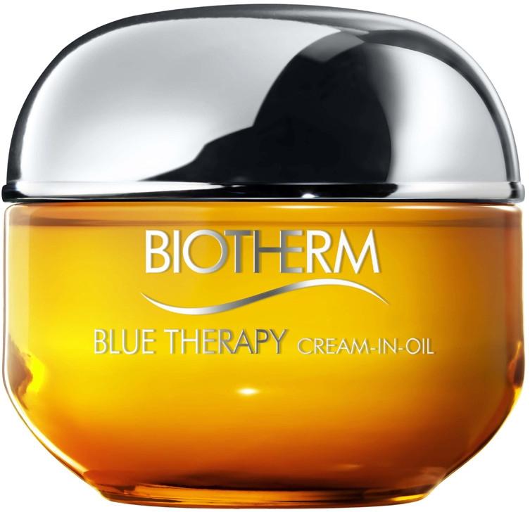 Възстановяващ крем за лице - Biotherm Blue Therapy Cream-in-Oil