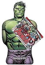Парфюми, Парфюмерия, козметика Душ гел - Marvel Avengers Hulk
