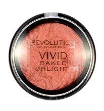 Хайлайтър за лице - Makeup Revolution Highlighting — снимка N1