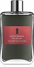 Парфюмерия и Козметика Antonio Banderas The Secret Temptation - Тоалетна вода
