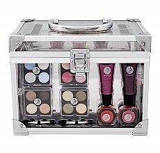 Парфюми, Парфюмерия, козметика Комплект за грим - Makeup Trading Crystal Beauty Train Case Transparent
