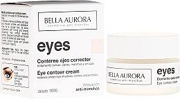 Парфюмерия и Козметика Околоочен крем - Bella Aurora Eye Contour Cream