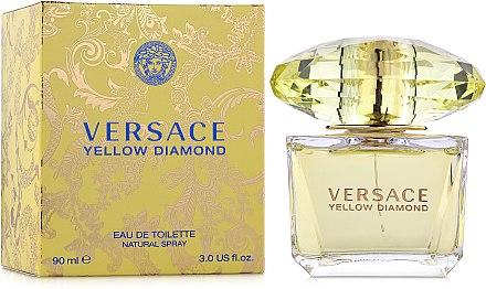 Versace Yellow Diamond - Тоалетна вода — снимка N1