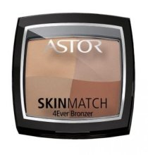 Парфюми, Парфюмерия, козметика Бронзова пудра за лице - Astor Skin 4ever Bronzer