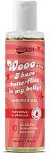 Парфюмерия и Козметика Душ гел - Wooden Spoon I Have Butterflies In My Belly Shower Gel