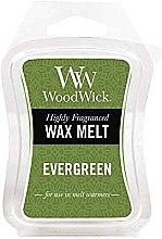 Парфюмерия и Козметика Ароматен восък - WoodWick Wax Melt Evergreen