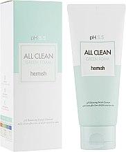 Парфюми, Парфюмерия, козметика Почистваща пяна за лице - Heimish All Clean Green Foam pH 5.5