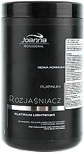 Парфюмерия и Козметика Изсветлител за коса Platinum - Joanna Professional Lightener