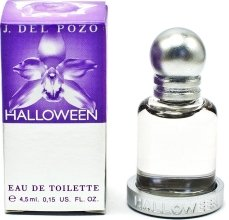 Парфюмерия и Козметика Jesus Del Pozo Halloween - Тоалетна вода ( мини )