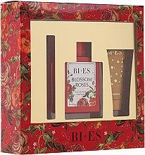 Парфюми, Парфюмерия, козметика Bi-Es Blossom Roses - Комплект (парф. вода/100 ml + душ гел/50ml + парфюм/12ml)