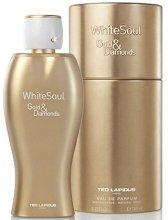 Парфюми, Парфюмерия, козметика Ted Lapidus White Soul Gold & Diamonds - Парфюмна вода