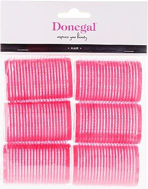 Лепящи ролки,36мм , 6 бр. - Donegal Hair Curlers — снимка N1