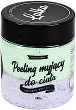 """Парфюмерия и Козметика Почистващ пилинг за тяло """"Плодов коктейл"""" - Lalka"""
