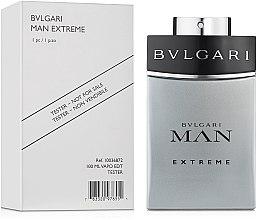 Парфюми, Парфюмерия, козметика Bvlgari Man Extreme - Тоалетна вода (тестер)