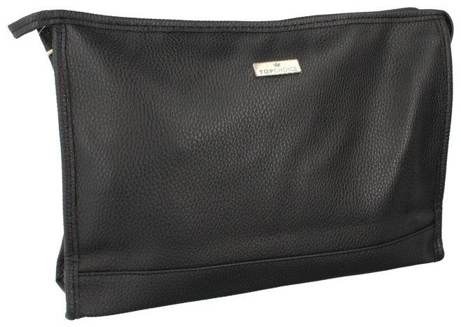 """Мъжка козметична чанта """"Eco Premium"""", 97836, черна - Top Choice — снимка N1"""