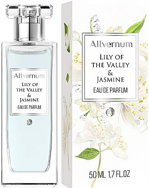 Allverne Lily Of The Valley & Jasmine - Парфюмна вода — снимка N1