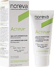 Парфюми, Парфюмерия, козметика Матиращ крем за лице - Noreva Actipur Anti-Imperfections Matifying Cream