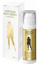 Парфюмерия и Козметика Хиалуронов серум за тяло - N-Medical Hyaluron Body Serum